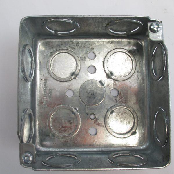 Caja cuadrada Baja